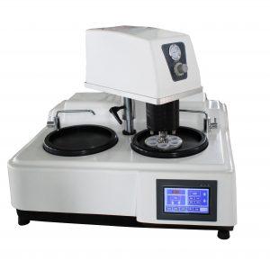 metallographic grinding and polishing machine