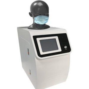 Respiratory resistance tester