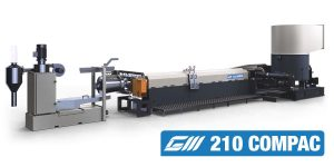 Plastic Recycling Lines COMPAC 210