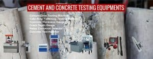 CEMENT AND CONCRETE TESTING