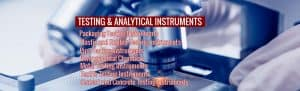 TESTING & ANALYTICAL INSTRUMENTS