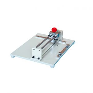 ECT Sample Cutter, Edge Crush Sample Cutter, corrugated sample cutting machine